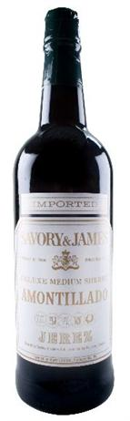 Savory & James Sherry Amontillado